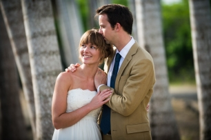 around the island photo shoot, botanic park grand cayman, pedro's bluff, engagement shoot bluedot studios