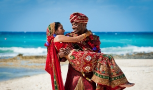 indian wedding photographer cayman islands