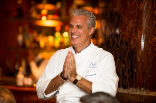 Eric Ripert, conference photography, corporate event